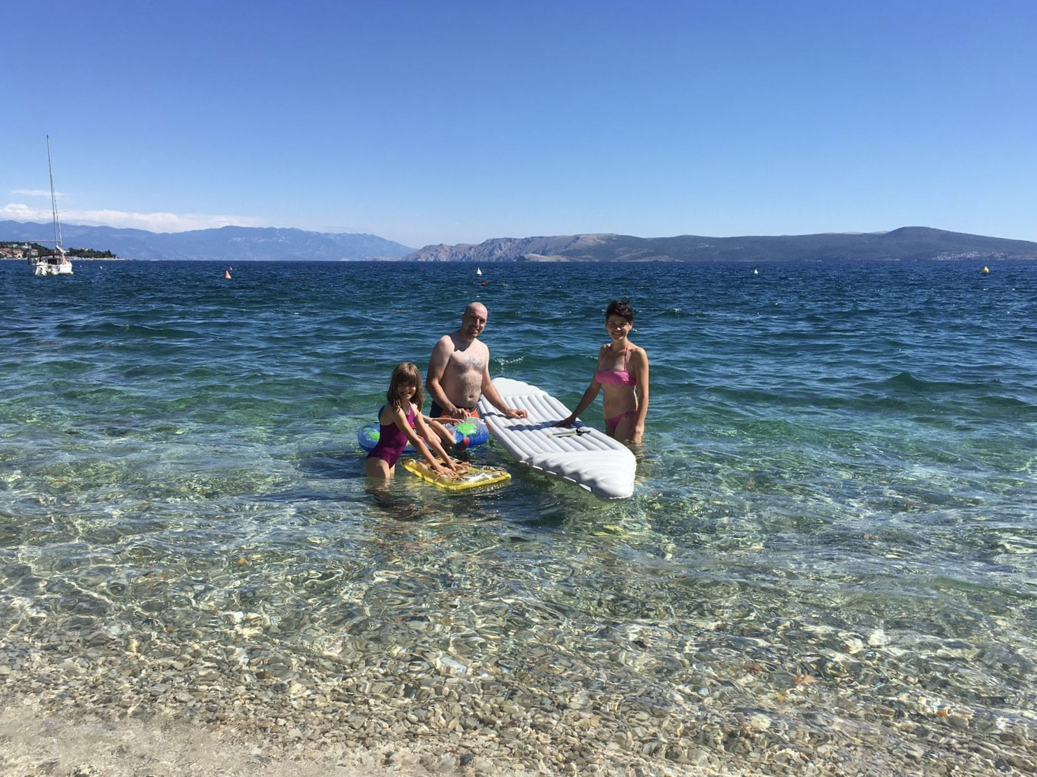 Experience by the Sea for our kids